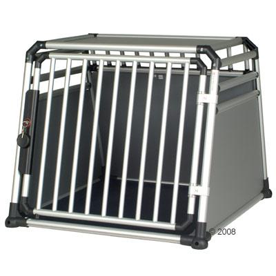 Zooplus.co.uk Petzplus Car Dog Crate Condor L - - H 68 x W 80 x D 90 cm