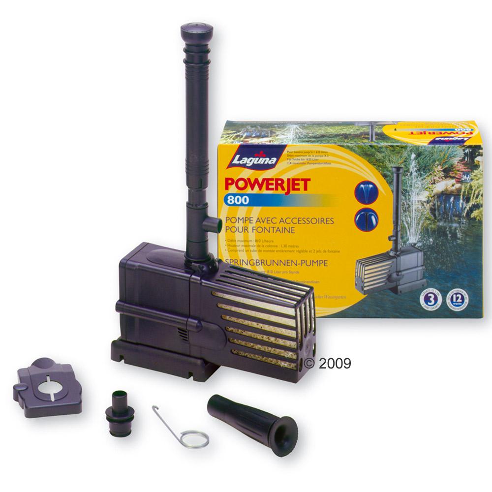 Laguna Pond Pump Set Powerjet 800 Of 179514 0