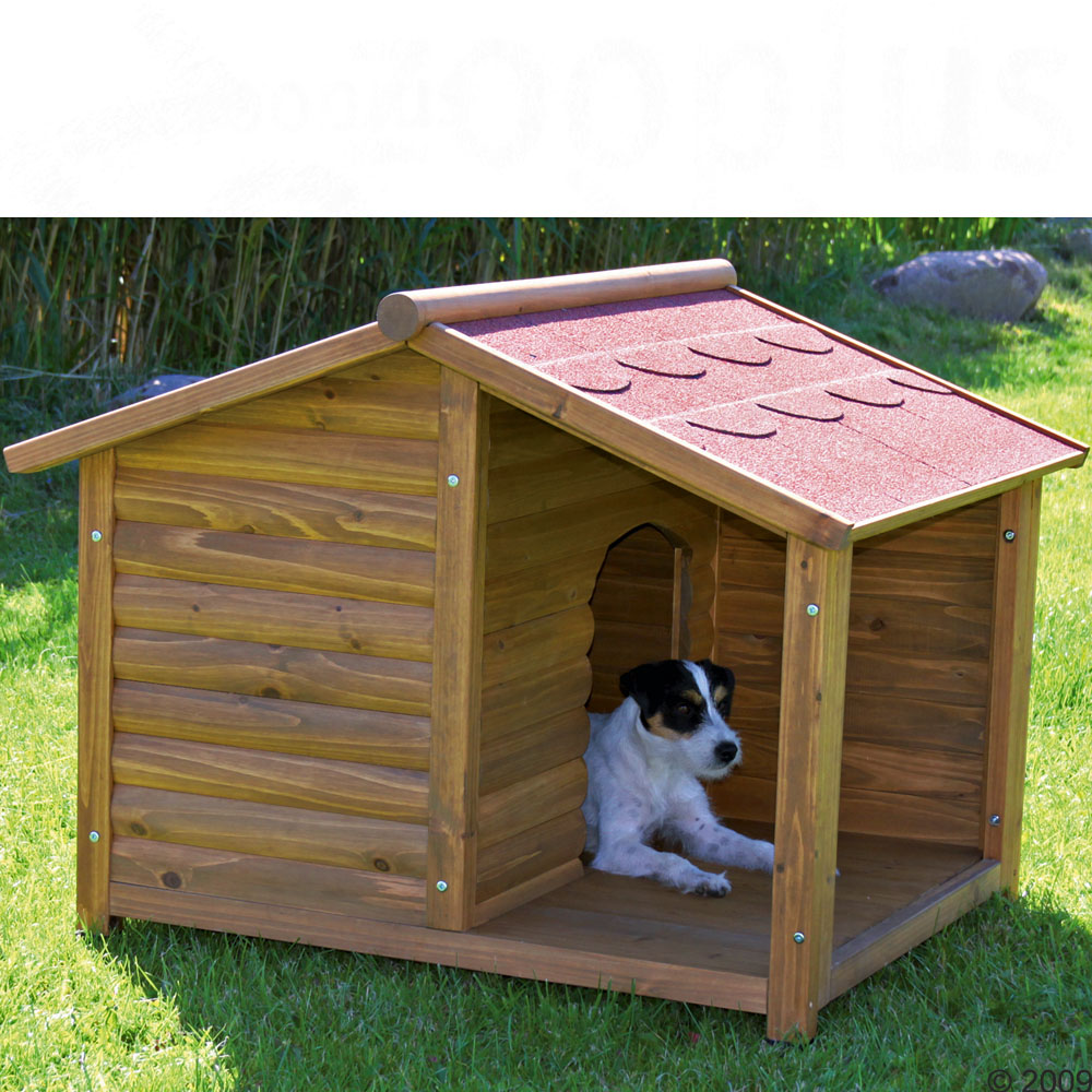 Pin dog kennel designs on pinterest for Casetas para jardin baratas