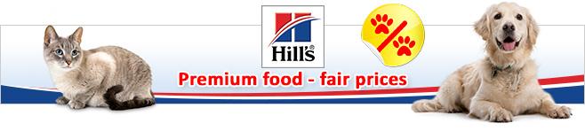 Hill's Dog & Cat Food