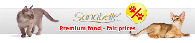 Sanabelle Cat Food