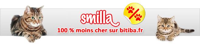 Nourriture Smilla pour chat