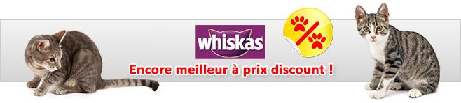 Nourriture Whiskas pour chat