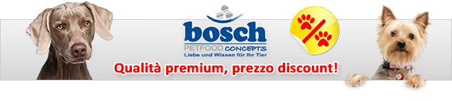 Crocchette per cani Bosch