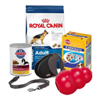 Dog Food & Dog Accessories