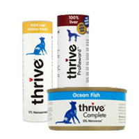 thrive Pet Food
