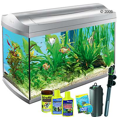 tetra aquaart aquarium 60 l size 57 x 35 x 30 cm of. Black Bedroom Furniture Sets. Home Design Ideas