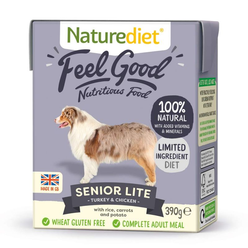 Naturediet Feel Good Senior Lite