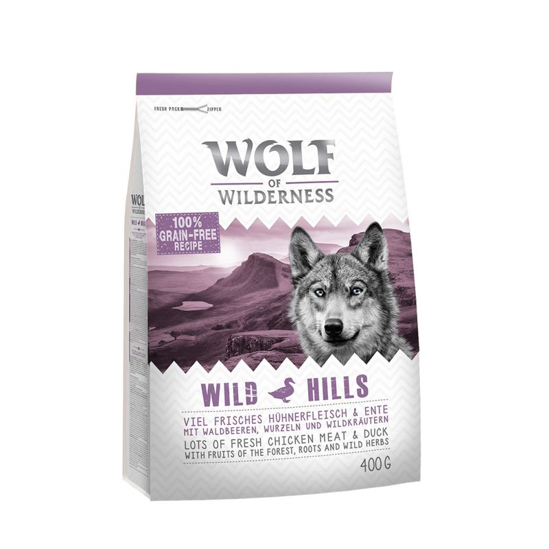 Wolf of wilderness wild hills