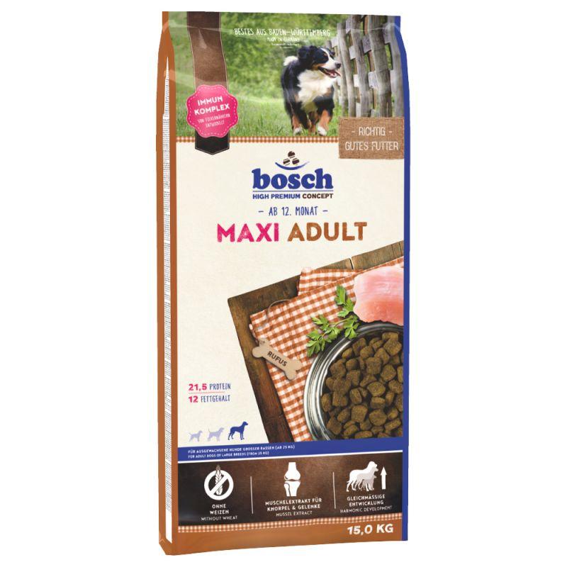 bosch maxi adult dog food