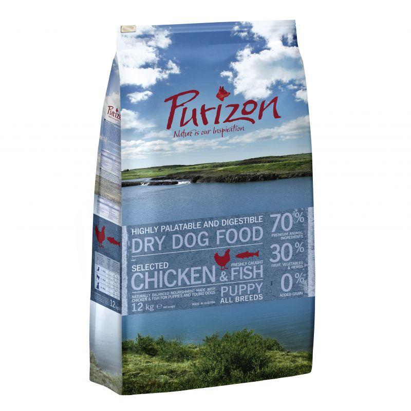 purizon puppy chicken and fish