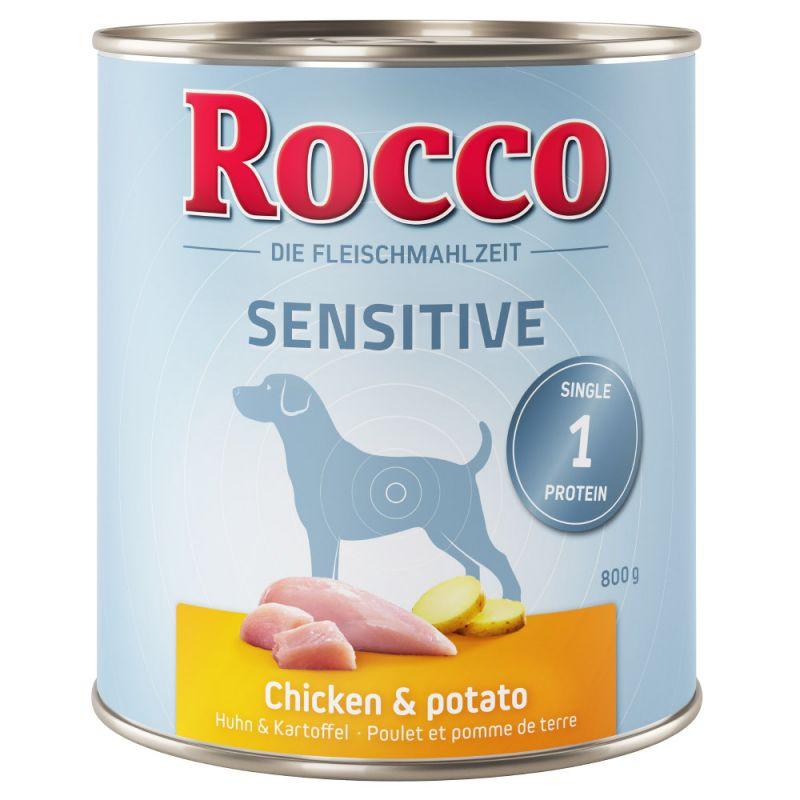 rocco sensitive chicken and potato