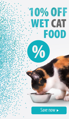 Save now with cat wet food discount feb 2020